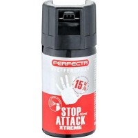 Obranný sprej Perfecta Attack Xtreme 40 ml