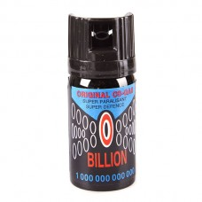 Obranný sprej CS Billion 40 ml